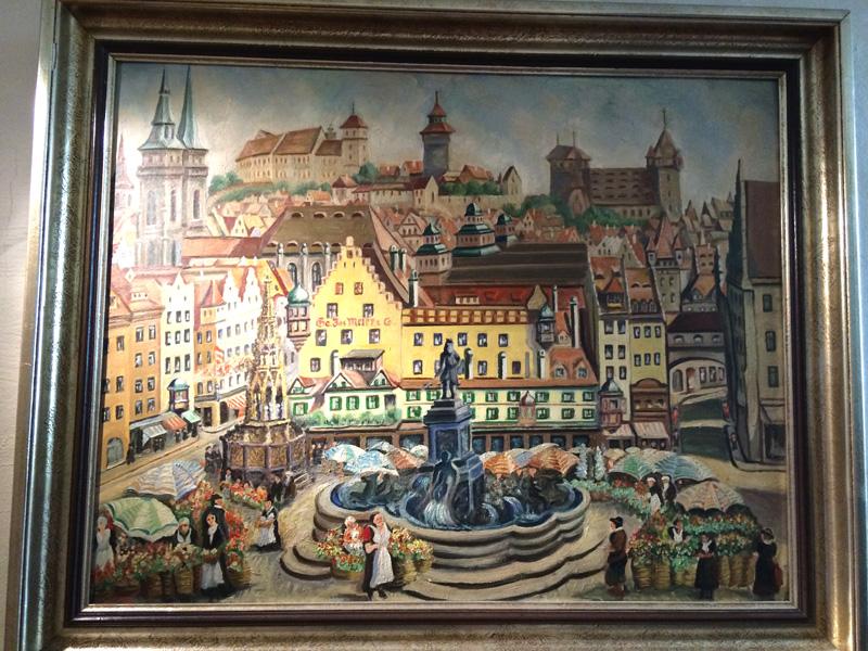 Nürnberg bombázása