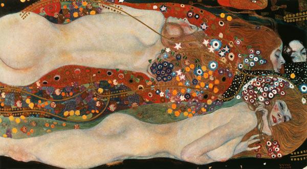 Emberek, sorsok 1. – Gustav Klimt