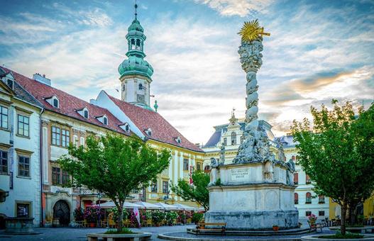 Emlékek az életemből, Sopron