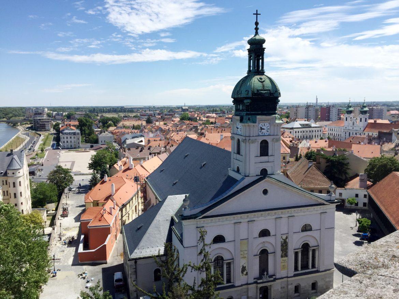 Emlékek az életemből, Győr